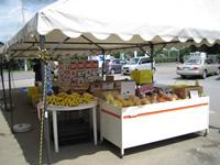 Le centre de vente directe des produits agricoles de Nogi