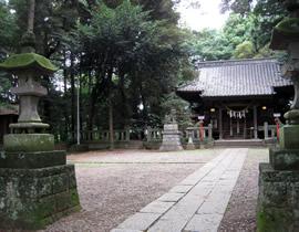 間々田八幡宮