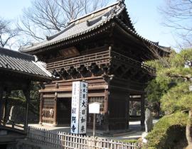 Le temple Banna-ji