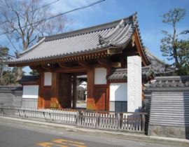 Le temple Zentoku-ji