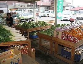 農産物直売所 四季彩