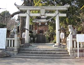 Le sanctuaire Yakumo-jinja