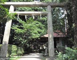 Le Sanctuaire Kasaishi-jinja