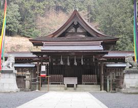 Le sanctuaire Murahi-jinja