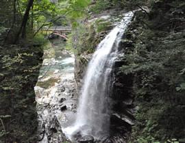 Nijimi no Taki Falls