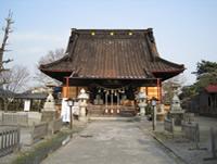 Le sanctuaire Shimmeigû