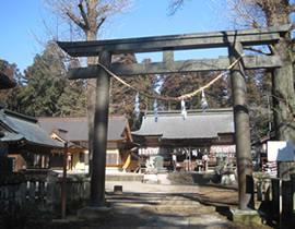 Le sanctuaire Ômiwa-jinja
