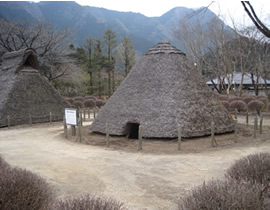 Le site archéologique d'Hoshino