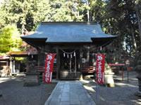 Kibata Jinja Shrine