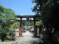 Le sanctuaire Ôsaki-jinja