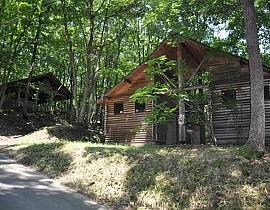 市貝町伊許山キャンプ場