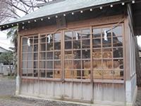 Le sanctuaire Imamiya-jinja