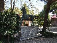 Le sanctuaire Kuroiso-jinja