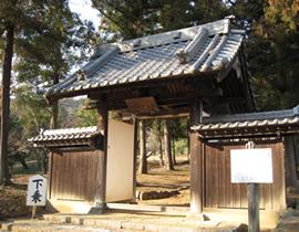 Le temple Keisoku-ji