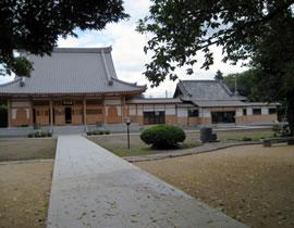 Le temple Manpukuji