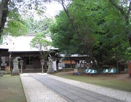 Le sanctuaire Nogi-jinja