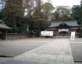 Le sanctuaire Suga-jinja