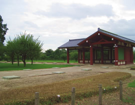 Shimotsuke Yakushiji Temple Ruins