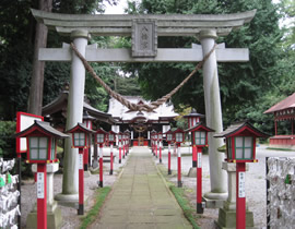 Yakushiji Hachimangu Shrine