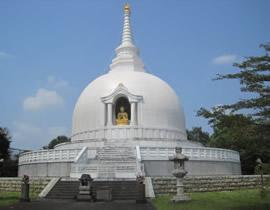 平和仏舎利塔