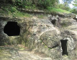 Nagaoka Ancient Cave Tombs