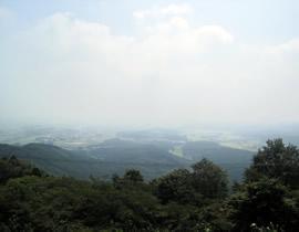 羽黒山憩いの森