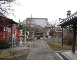 Le temple Saikôin