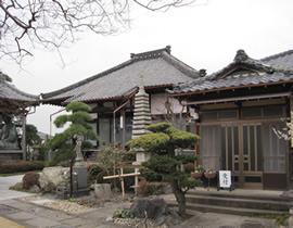Le temple Senjukannon-ji