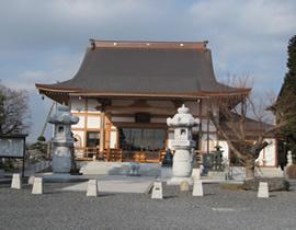 Le temple Kinzô-in