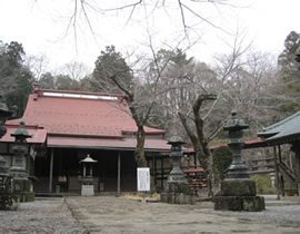 岩船山 高胜寺
