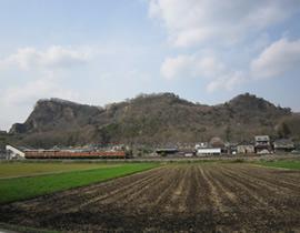Mt.Iwafune Yama