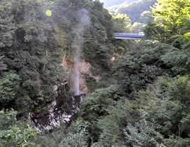 Kawamata Onsen Kanketsusen
