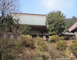 Le temple Daichû-ji