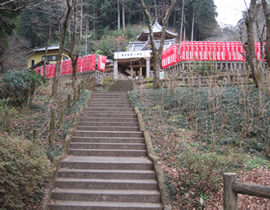 Rensyoin Rokkakudo Temple