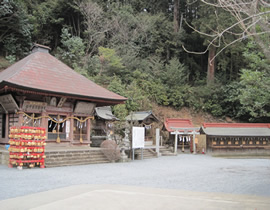 Ohirasan Jinjya Shrine