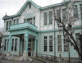 枥木市政府分馆