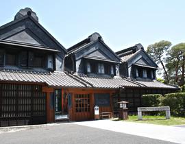 Le Musée du quartier des anciens entrepôts de Tochigi