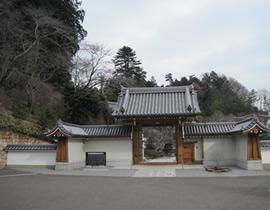 Le temple Taisan-ji