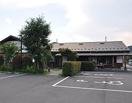 Le restaurant à Soba Magino