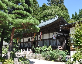 Le temple Myôun-ji