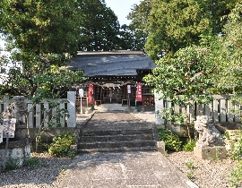 Ubagai Shrine
