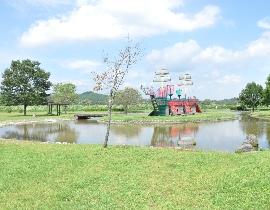 Kamikawachi Ryokusui Park