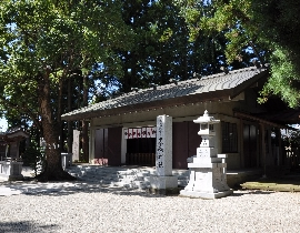 Kuroiso Shrine