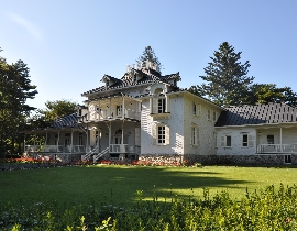 Former Villa of Aoki Shuzo