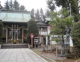 Le sanctuaire Hôtoku Ninomiya-jinja