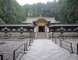 Le mausolée Rinnôji-Taiyûin