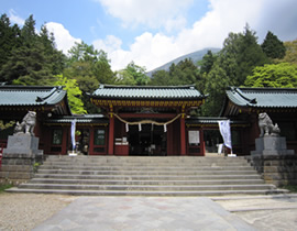 Chugushi Shrine of Nikko Futarasan Shrine